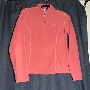 The North Face Coral Quarter ZIP up